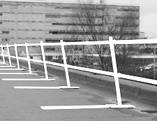 Temporary Guardrail